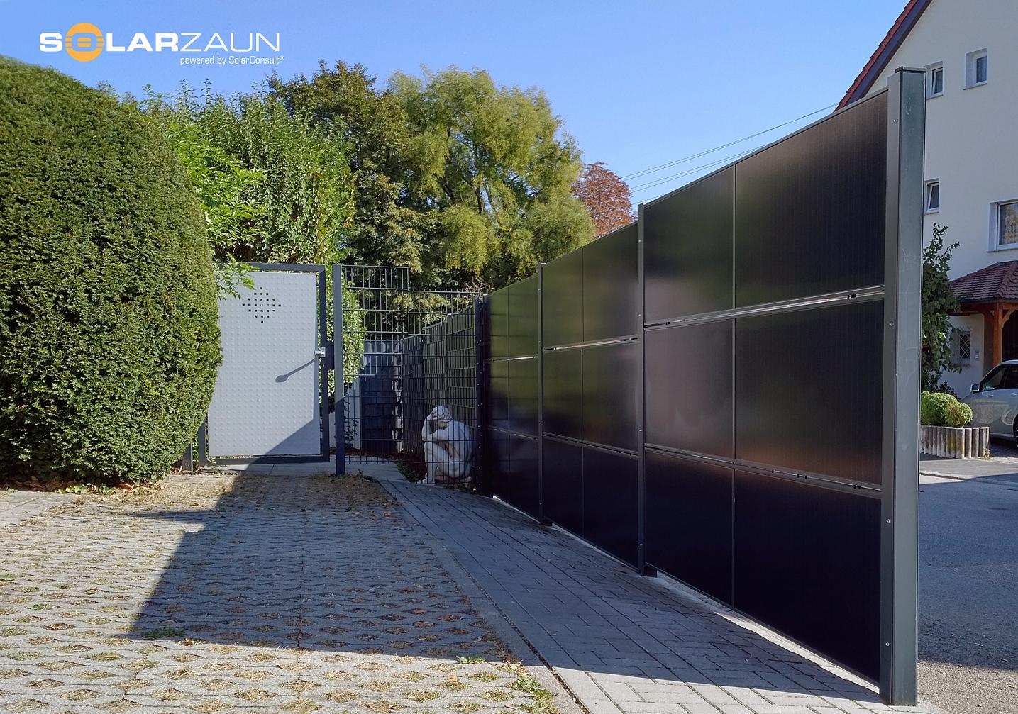 solarzaun, solar zaun